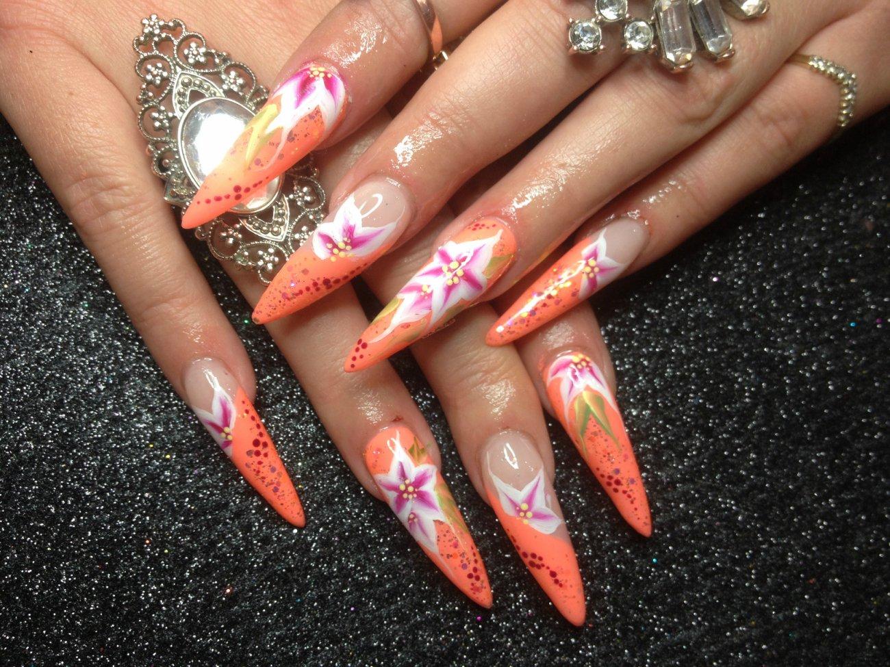 corso nail art napoli