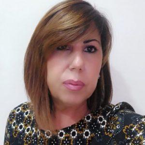 Maria Rosaria Sproviero - docente della scuola di estetica Napoli Sirio Aja