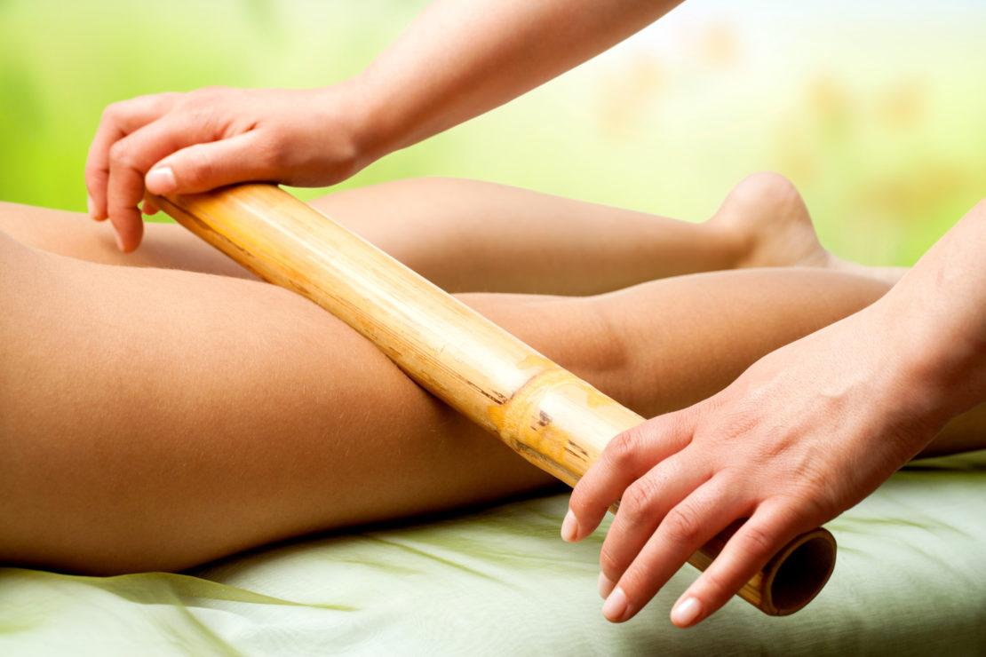 Corso massaggi - Bamboo massage - scuola di estetica