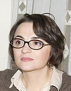 Rosanna Nastro - docente Sirio Aja