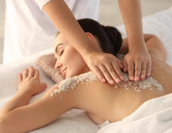 Corso massaggi - Sea massage - Scuola estetica Sirio Aja