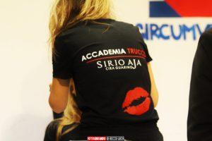 Accademia trucco Napoli Sirio Aja - evento modelle per un giorno