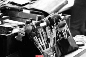 kit truccatori per sfilata modelle per un giorno - Scuola di estetica Sirio Aja