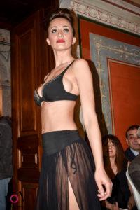 Scuola di estetica Napoli Sirio Aja - sfilata moda estate