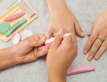 manicure giapponese