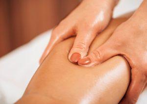 Corso massaggio emolinfatico - zona polpacci - accademia massaggi Napoli