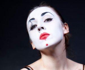 Corso trucco teatrale - accademia trucco - scuola estetica Napoli
