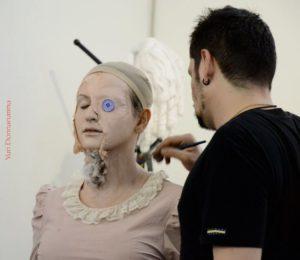 accademia makeup - corso trucco effetti speciali - Sirio Aja