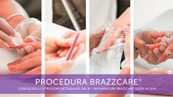 Corso onicotecnica - manicure e pedicure BrazzCare
