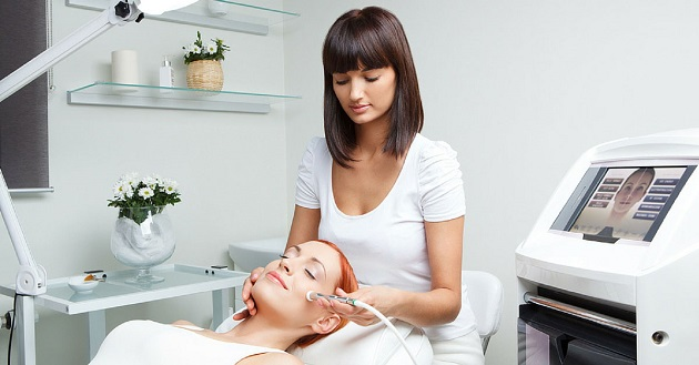 Estetista qualificata – trattamenti e cura del viso