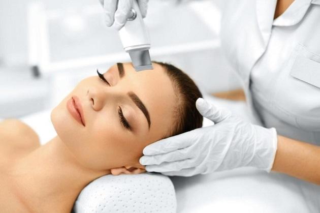 Corso specializzazione estetica – trattamento viso